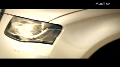 2010 Audi A8 Previewed In New Teaser Video