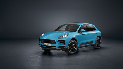 Porsche reveals updated Macan
