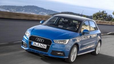 Audi A1 range review