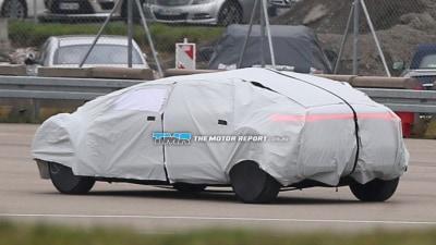 Mercedes-Benz Developing 'Ecoluxe' EV Platform: Report