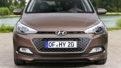 2015 Hyundai i20: Australian Timing For New Turbocharged Range Unclear