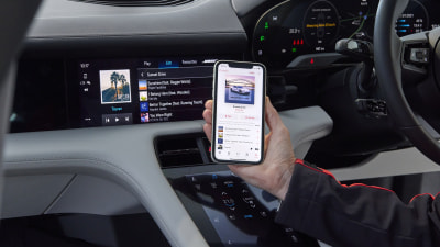 Porsche releases a Taycan playlist