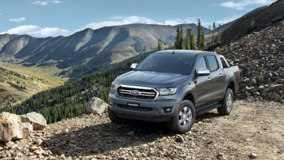 Ford Ranger gets updated safety