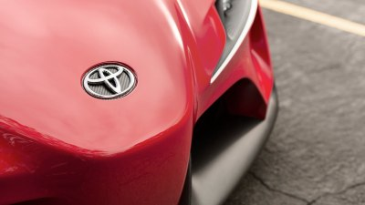 Toyota Supra Edges Closer To 2018 Introduction