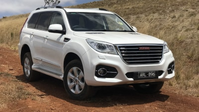 2018 Haval H9 Ultra new car review