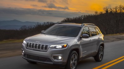 New Jeep Cherokee Detailed