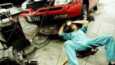 Q&A: Wheel alignment issues