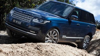 2013 Range Rover Vogue SE SDV8 Off-Road Review