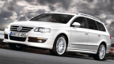 Volkswagen Announces Passat R Line For UK