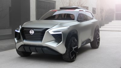Nissan debuts new Xmotion SUV concept