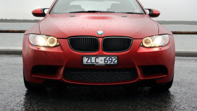 2013 BMW M3 Coupe Review