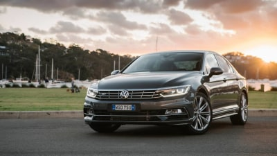 206kW Volkswagen Passat R-Line To Join Australian Line-Up