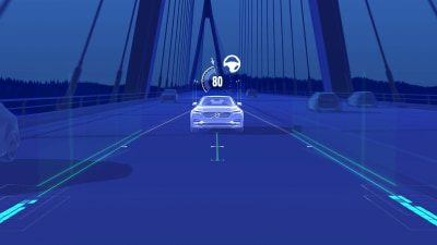 Volvo S90 To Offer Standard Semi-Autonomous Driving System In USA