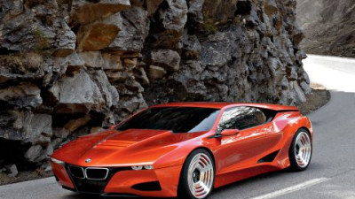 BMW Working On 'Green Supercar' For 2012