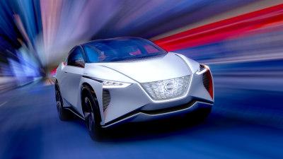 Nissan IMx concept revealed