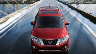 2013 Nissan Pathfinder Concept Revealed At Detroit