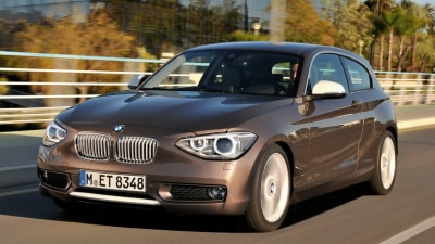 2013 BMW 1 Series Three-door Revealed, No Plans For Australia