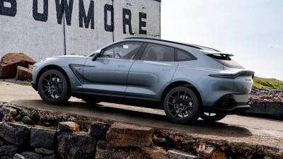 2021 Aston Martin new cars