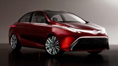 Toyota Concept Trio Debuts At Beijing Auto Show