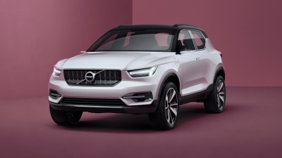 Volvo mulling new SUV models - report