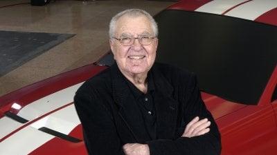 Carroll Shelby At 86