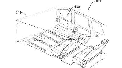 Ford Files In-Car Cinema Patent For Autonomous Vehicles