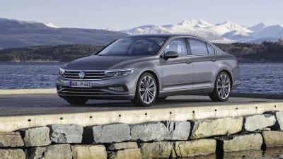 2020 Volkswagen Passat pricing and specs