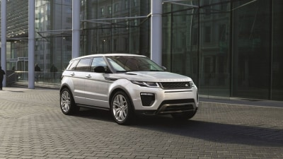 Range Rover Evoque - 2016 Price And Features For Australia