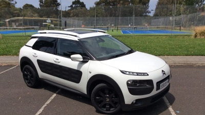 2016 Citroen C4 Cactus Review | Head-Turning And Practical