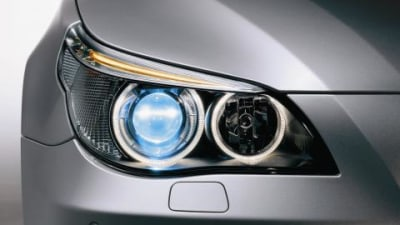 BMW introduces entry level 520d