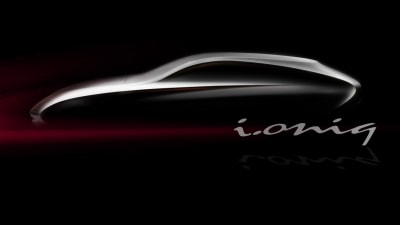 Hyundai i-oniq Concept Teased Ahead Of Geneva Motor Show