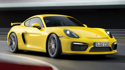 Porsche Cayman GT4: $190,000 Hero Revealed, In Australia Late 2015