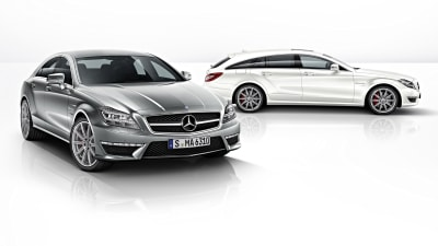 2013 Mercedes CLS 63 AMG S: Australian Price And Features