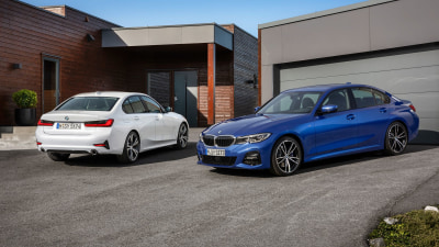 BMW 3-Series First Drive