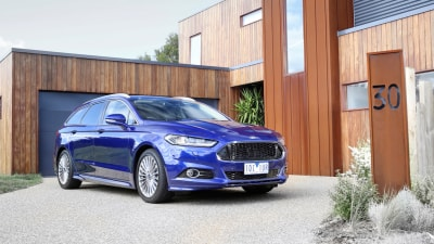 Ford Mondeo REVIEW | 2016 Titanium 2.0DT Wagon - Big, Fast, And Smooth As Silk