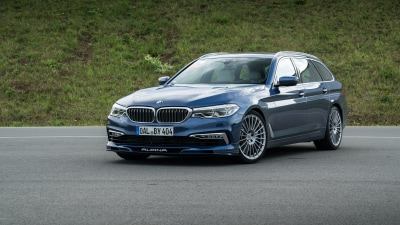 2019 BMW Alpina B5 Touring review