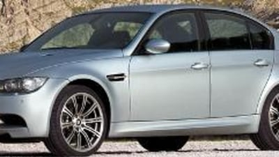 2008 BMW M3 sedan online advertisement