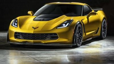 2015 Chevrolet Corvette Z06 Revealed As Leaked Images Surface Online