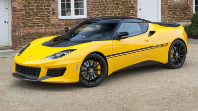 2016 Lotus Evora 410 Unveiled - More Power, Less Weight