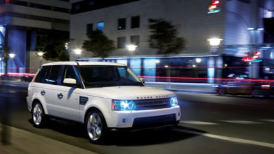 Land Rover Hybrid To Release Just 100g/km Of CO2 Emissions