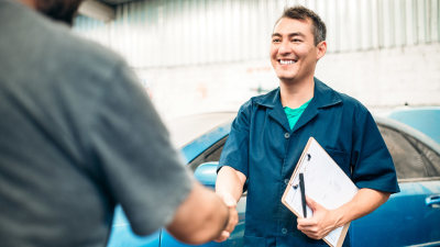 Is your car's warranty at risk if you skip a scheduled service?