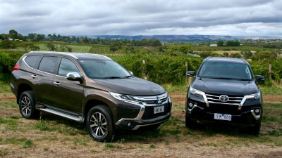 2016 Toyota Fortuner Crusade vs. Mitsubishi Pajero Sport Exceed Comparison REVIEW