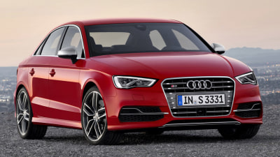 2014 Audi A3 Sedan And S3 Sedan Revealed At New York Auto Show