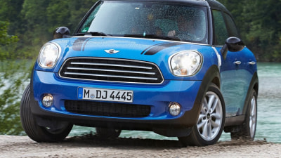 MINI Adds ALL4 To More Models Overseas, Paceman JCW For Australia