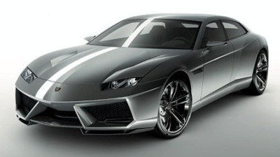Estoque: Lamborghini's Four-door Monster