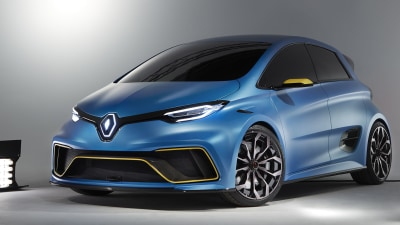 Renault considering high-performance Zoe