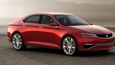 SEAT IBL Concept Revealed, Volkswagen Announces $83b Global Investment