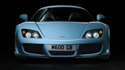 2010 Noble M600 Revealed: 485kW And 1275kg