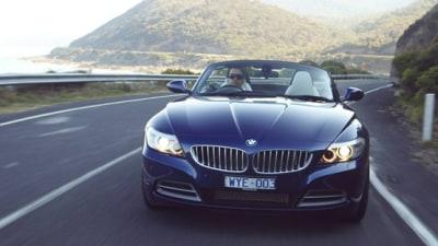 2009 BMW Z4 Range Now Featuring Brake Energy Regeneration