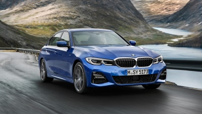 BMW reveals new 3-Series